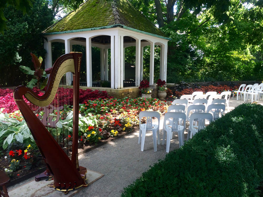 Boerner Botanical Gardens Weddings Katera