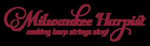 Milwaukee Harpist Logo