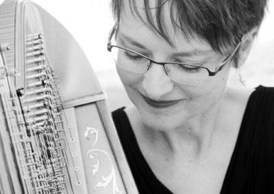 Milwaukee Harpist Mary Keppeler