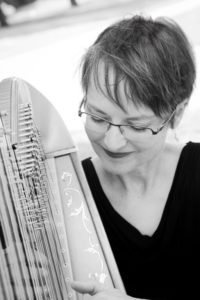 Milwaukee Harpist Mary Keppeler