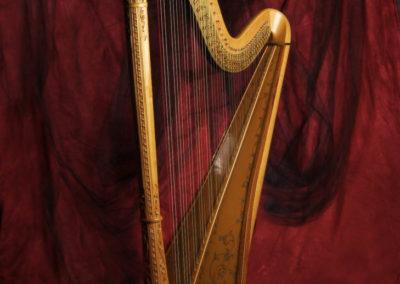 Salvi Minerva Concert Grand Harp