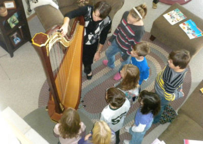 Teaching About the Harp